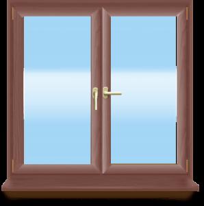 Ламинированные окна с внутренней ламинацией - компания