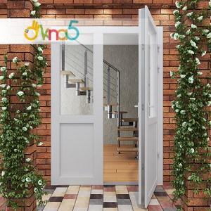 Вхідні двері ПВХ