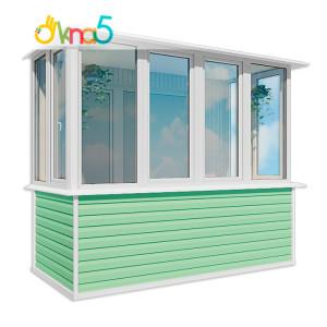 наружная обшивка балкона от - Okna5