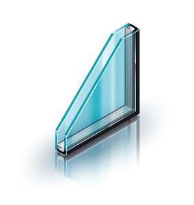 однокамерный стеклопакет - Okna5