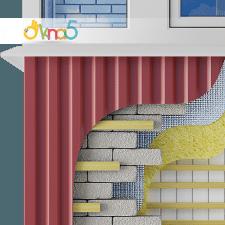 утепление балкона - Okna5
