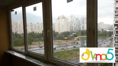 """Пластикові вікна Rehau від компанії """"ОКНА 5"""""""