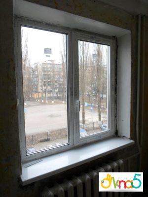 ПВХ окна в квартиру - Okna5