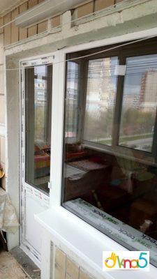 Балконные блоки в Киеве