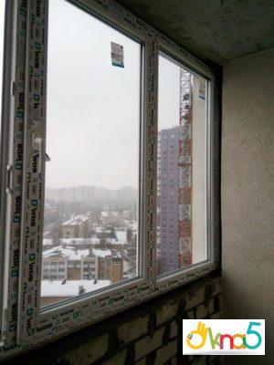 пластиковые окна в ЖК 4 сезона - Okna5