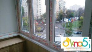 остекление балкона в рассрочку - Okna5