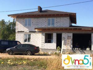 ПВХ окна для домов в Киеве - Okna5