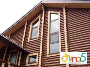 ламинированные окна в рассрочку - Okna5