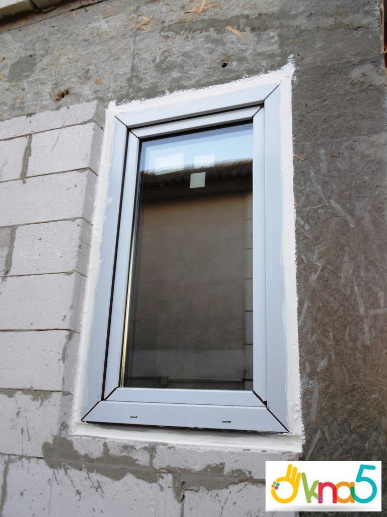 """Євромонтаж вікон від компанії """"Окна5"""""""