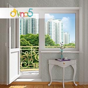 балконный блок - Okna5