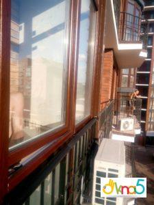 """Кольорові вікна від компанії """"Окна5"""""""