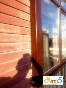 Окна ПВХ в ламинации - Okna5