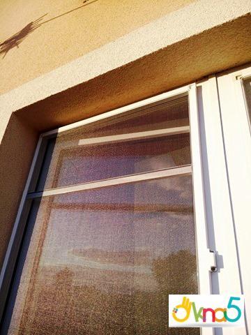 дверные москитные сетки - Okna5
