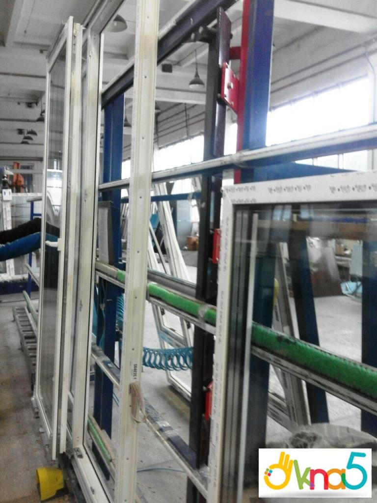 Раздвижные окна от компании - Okna5