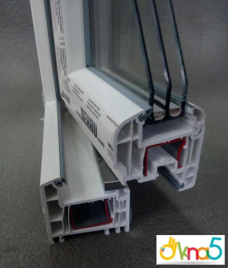пластиковые окна с энергосбережением - Okna5