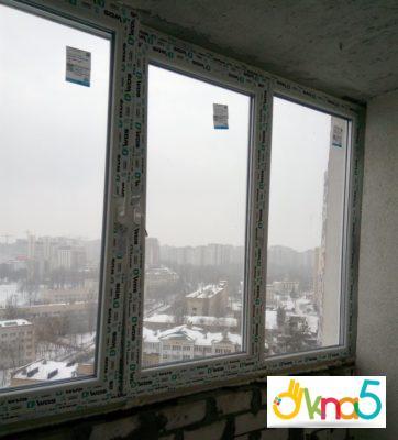 пластиковые конструкции в Киеве заказать в - Okna5