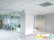 офисные металлопластиковые перегородки - Okna5