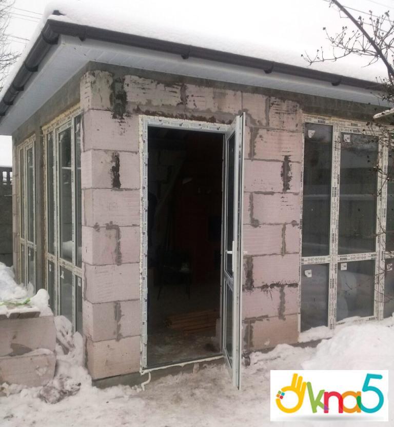 пластиковые окна на дачу - Okna5