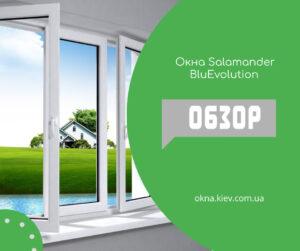 Окна Salamander BluEvolution