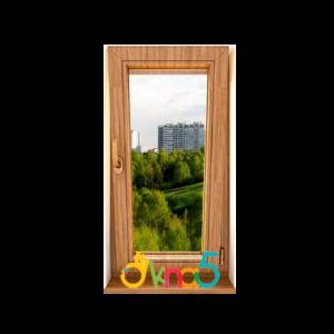 ламинированное окно цена