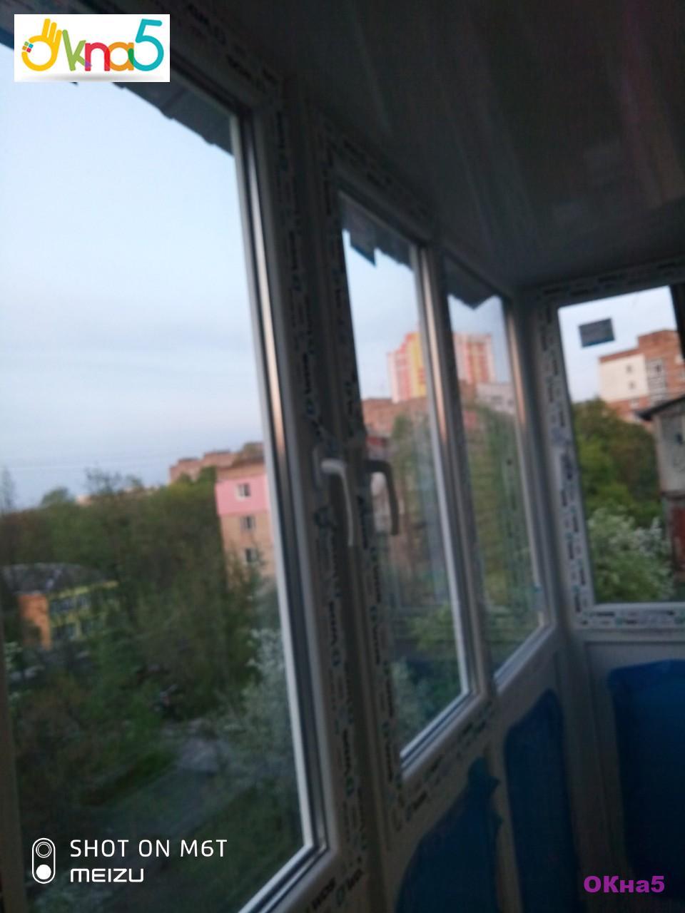Французский балкон Киев (профиль ВДС)