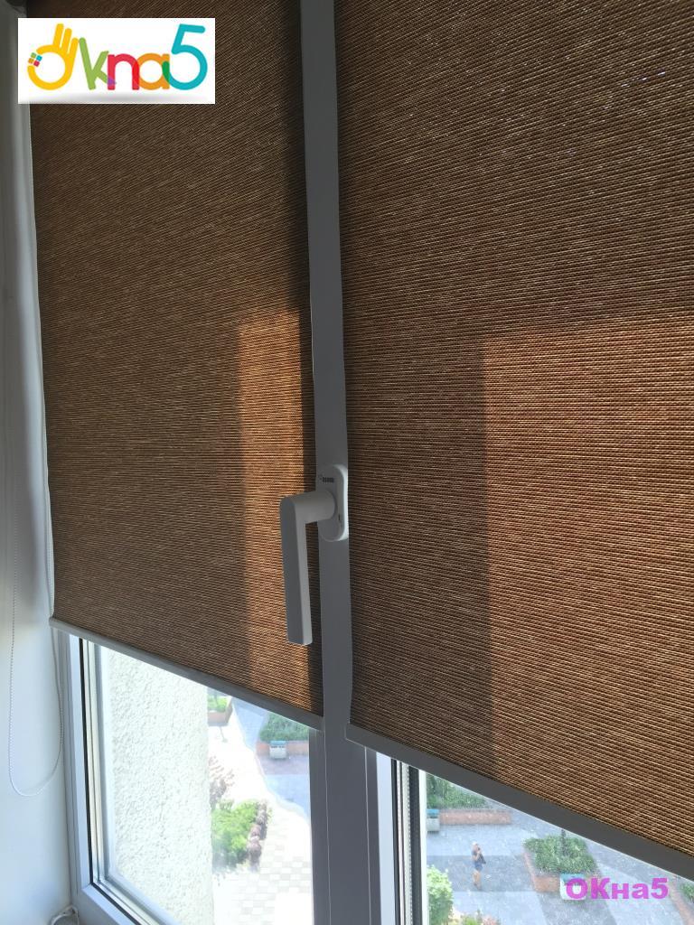 Горизонтальные жалюзи на окна - компания ОКна 5
