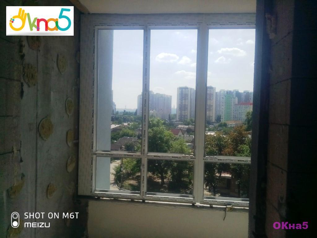 Установка балконов, лоджий ЖК Каховская - ™ОКна 5