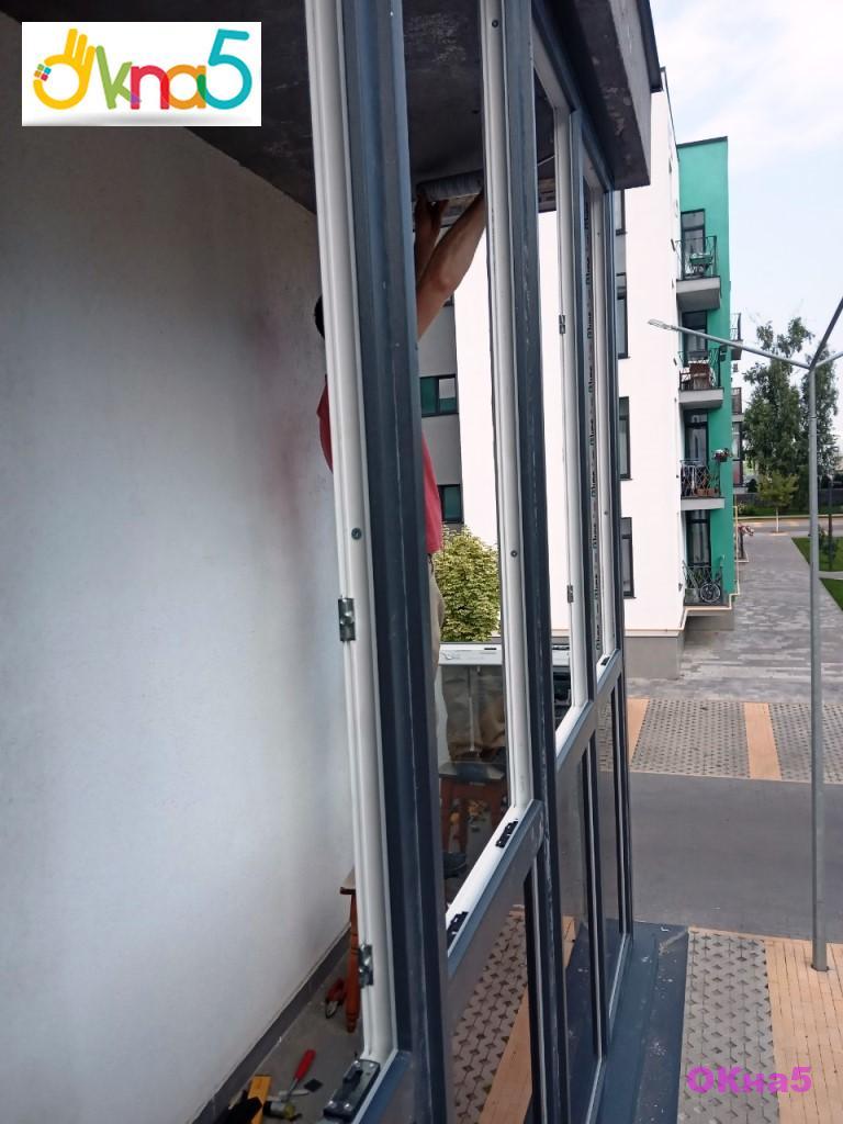 Остекление балконов ЖК Европейка - компания ОКна 5