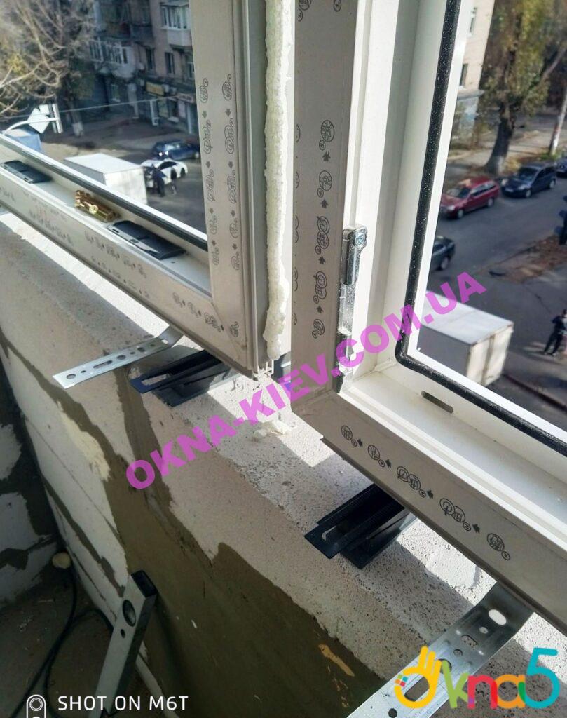 Герметизация примыканий конструкций монтажной пеной фото 4 бригады