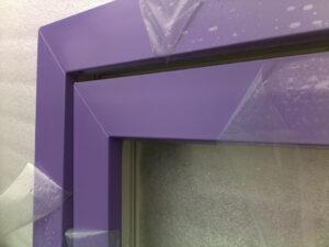 пластиковые окна с покраской в киеве