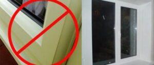 Почему пластиковые окна со временем желтеют