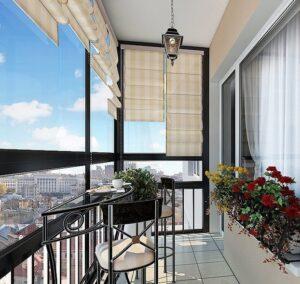 Балконы и лоджии под ключ киев