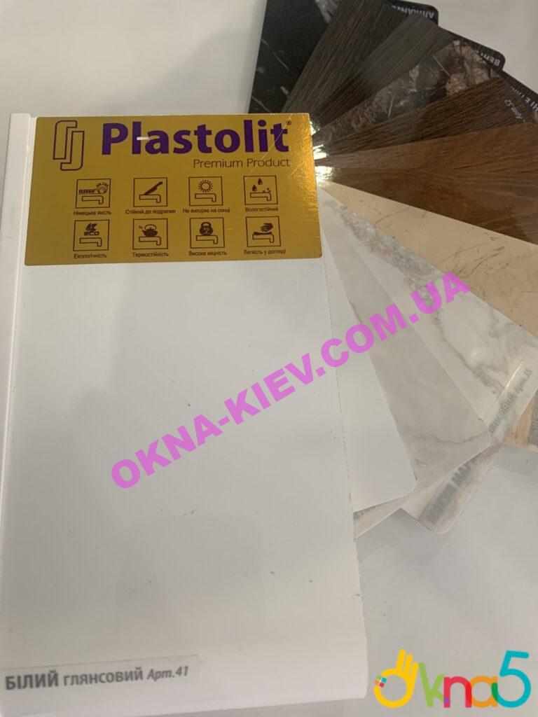 Подоконники Plastolit (Пластолит) фото ОКна 5