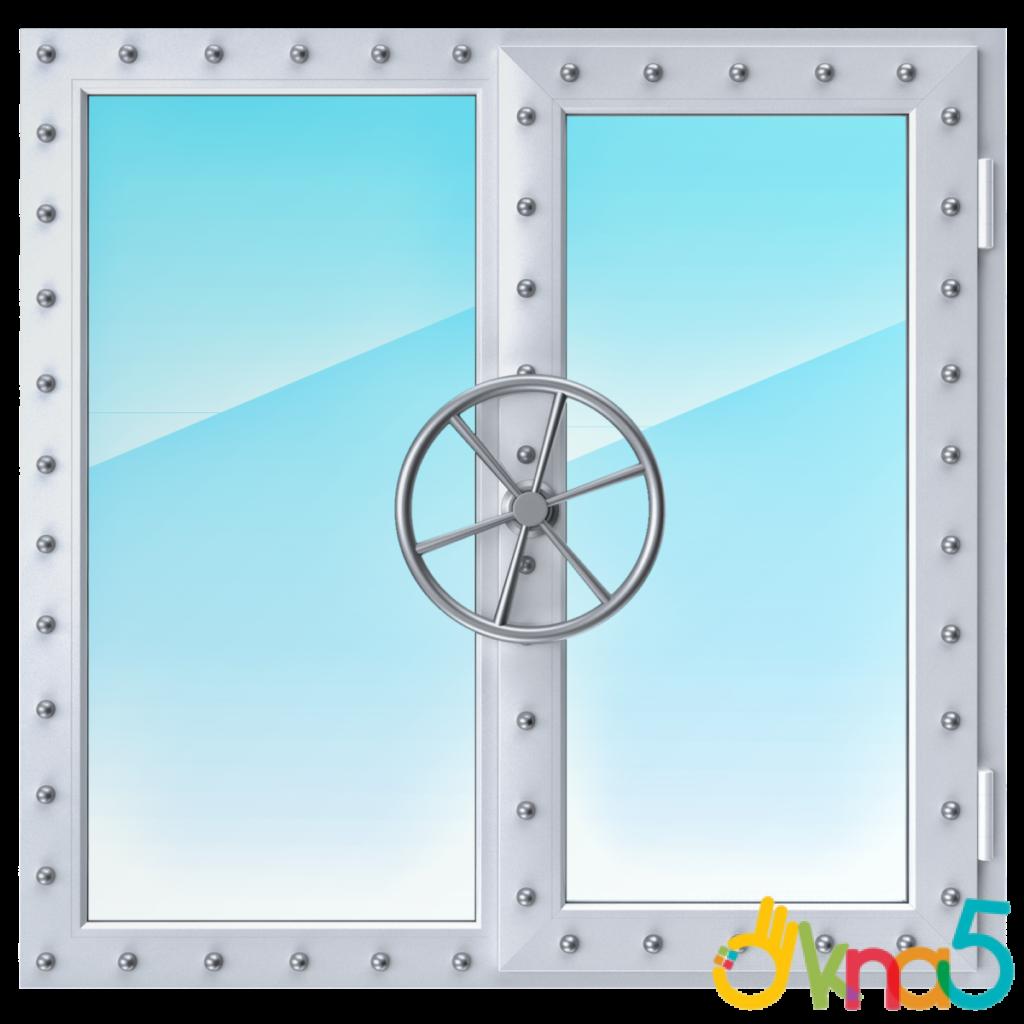 пластиковые окна с защитой от взлома